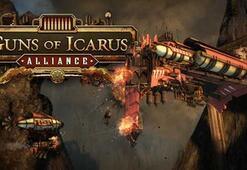 Guns Of Icarus Alliance, Humble Bundleda kısa süreliğine ücretsiz hale geldi