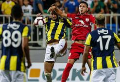 Altınordu - Fenerbahçe: 1-1