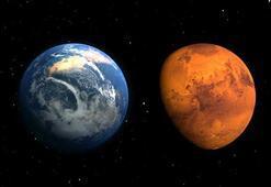 Mars, 15 yıl sonra Dünyaya en yakın konuma gelecek