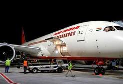 Uçakta skandal Yolcuları tahtakurusu ısırdı
