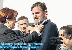 İYİ Partili eski başkan FETÖ'den gözaltına alındı