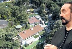 Villasında kaçak yapı
