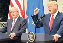 Avrupa ve ABD 'gümrük'te anlaştı