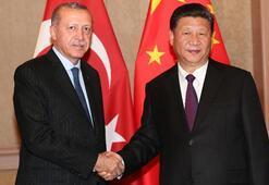 Son dakika: Erdoğan ile Şinin görüşmesi sona erdi