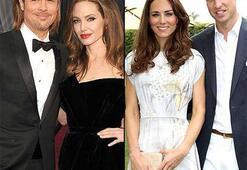 Angelina Jolie Kate Middleton'dan  tavsiye aldı