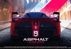 Asphalt 9: Legends iOS ve Android için indirmeye sunuldu