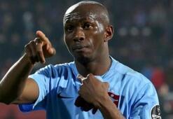 Trabzonsporda Stephane Mbiaya veto