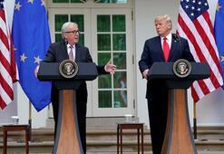 Son dakika: Trump duyurdu Anlaşma sağlandı...