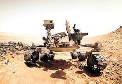 Dünya devi oldu şimdi sıra Marsta