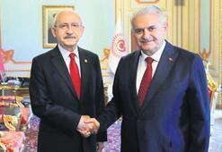 Kılıçdaroğlu, TBMM Başkanı Yıldırım ile görüştü: Berberoğlu için devreye girin