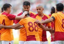 Sakaryaspor - Galatasaray: 0-3