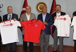 TFF heyetinden Trabzonspora ziyaret