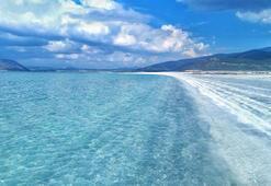 Bizim Maldivler: Salda  Gölü