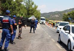 İstanbuldan sonra şimdi de o ilçe karıştı 800 araç...