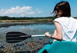 Fulya Zenginerin kano macerası