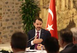Son dakika: Hazine ve Maliye Bakanı Berat Albayraktan flaş açıklama
