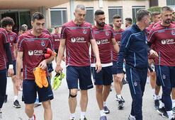 Trabzonsporun Slovenya kampı sona erdi