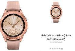 Samsung, yeni akıllı saati Galaxy Watchu sızdırdı
