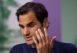 Roger Federerden zorunlu ara