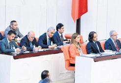 Genel Kurul'da gündem terörle mücadele teklifi