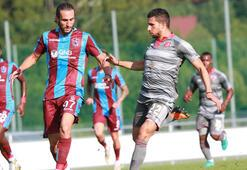 Trabzonspor - El Duhail: 1-1