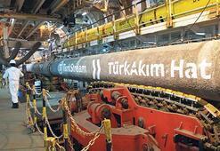 TürkAkım'da kıyı geçişi çalışması
