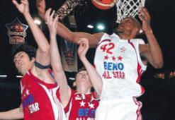 All-Star İzmir'de