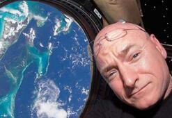 Eski NASA astronotu Scott Kelly uzayda gördüğü en garip şeyi anlattı