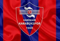 Kardemir Karabüksporda hedef Süper Lig