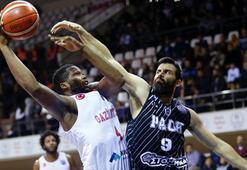 Gaziantep Basketbolda Carter ile devam kararı