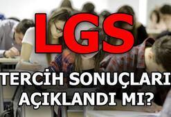 LGS tercih sonuçları ne zaman açıklanacak 2018 LGS