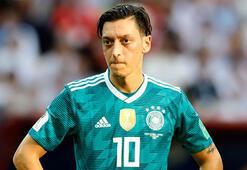 Mesut Özil, Almanya Milli Takımını bıraktı