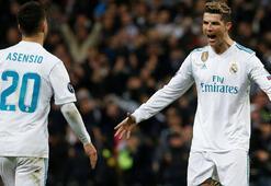 Ronaldonun formasını Asensio giyecek