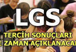 LGS tercih sonuçları ne zaman açıklanacak Liseye Geçiş Sınavı(2018)