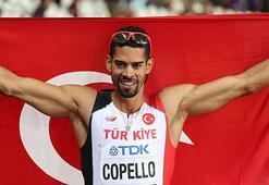 Yasmani Copello, Londrada 2. oldu