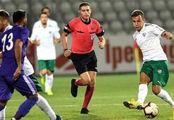 Afjet Afyonspor - Bursaspor: 0-1