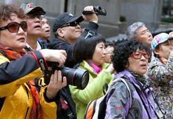 Çinlilerin Türkiyede yaptığı alışveriş tutarı yüzde 275 arttı