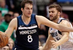 Nemanja Bjelica NBAde kaldı