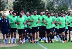 Atiker Konyasporun Hollanda kampı başladı