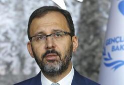 Spor Bakanı Kasapoğlunun yardımcıları belli oldu