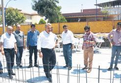 'Taziye ve kültür evi ilçeye çok yakışacak'