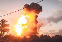 İsrail'den Gazze'ye saldırı: 4 ölü
