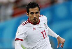 Trabzonspor, Vahid Amiri ile sözleşme imzalayacak