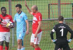 Trabzonspor - Spartak Moskova: 1-4 (İşte maçın özeti)