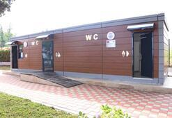 Yalovada 193 bin TLlik tuvalet törenle açıldı