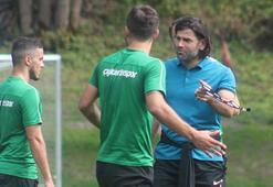 Çaykur Rizespor Slovenyada taktik çalıştı