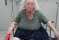 Korkunç Eve giren sapık, yaşlı kadına cinsel tacizde bulundu