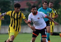İstanbulspor - Adanaspor: 2-0