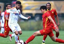 Alanyaspor - Yeni Malatyaspor: 1-0