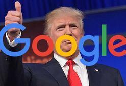 Trump: AB, Google cezası üzerinden ABDden faydalanıyor